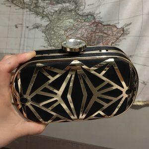 Prom special occasion clutch purse